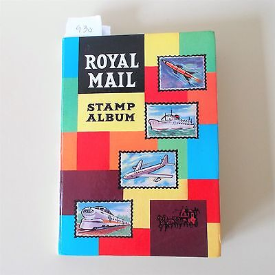 Stamp Album 930 + World Stamps Collection