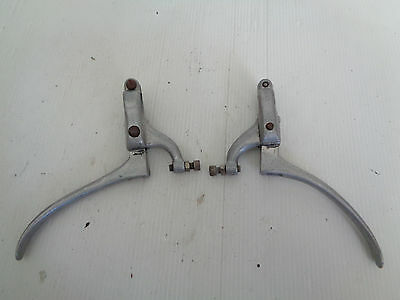 bebolux  brake levers poignèes freins vèlo randonneur old  bike 50 peugeot other