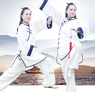 Women's New Design Tai chi Uniform Martial arts Kung fu Wushu Suit Stage Costume