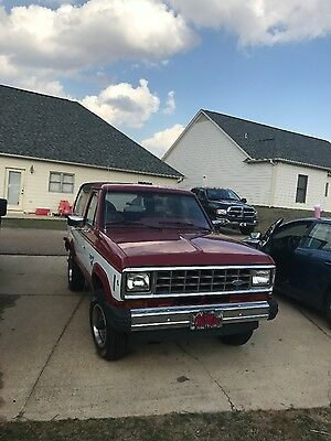 1984 Ford Bronco II  1984 Bronco II great condition