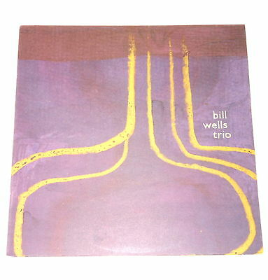 Bill Wells Trio - LP - Incorrect Practice - UK 2000 - Geographic GEOG5LP