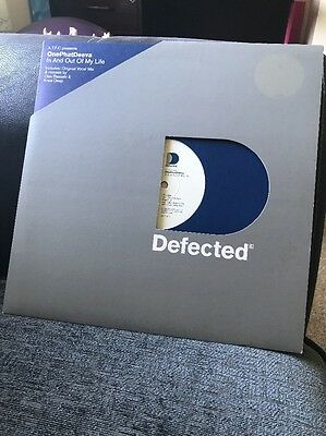 "ATFC Presents Onephatdeeva In And Out Of My Life 12"" Vinyl New"