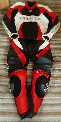 mens 2 piece alpinestars leathers