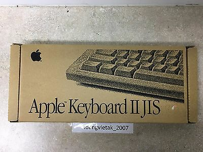Apple Keyboard II JIS  Vintage Rare M0487