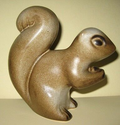 Howard Pierce brown Squirrel holding a Nut