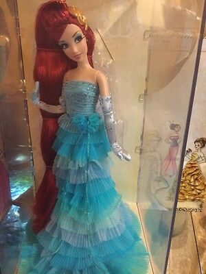 New Disney Princess Designer Collection Ariel Barbie