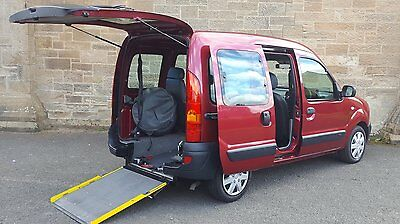 2008 Reanult Kangoo 1.6 Authentique ~~ Automatic~~Wheel Chair Access Vehicle