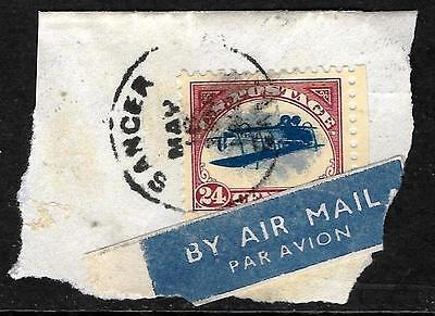 503 - Usa - 1918 - Inverted Jenny - Forgery - Faux - Fake