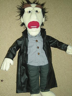 Puppet Angel Plush Figure Doll Factory Sample Prop Replica Smile Time Buffy Rare