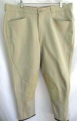 Vtg 70's..men's..equestrian..horse..riding..pants / Breeches..new Old Stock..40