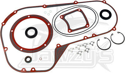 James Gaskets Primary Cover and Inspection Cover Gasket Kit JGI-34901-94-KF