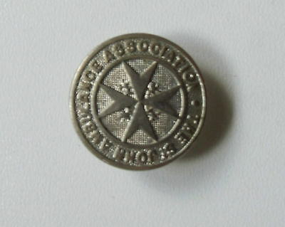 THE St JOHN AMBULANCE ASSOCIATION BADGE