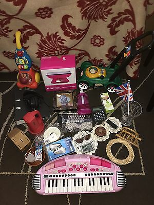 House Clearance Job Lot Household Items Mixed Lot Toys