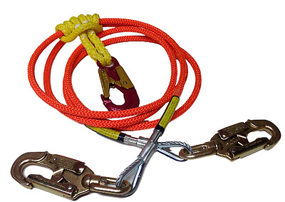 2 in 1 Lanyard for Arborists 1/2""