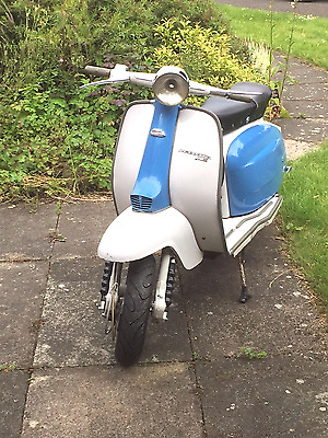 Lambretta LI150 1963 (Series 3) (RB20) Italian (Wolf in sheep's clothing)