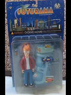 Futurama Figure Fry Moore Collectibles Carded