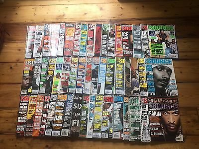 The Source Magazine - 43 issues - Hip Hop History