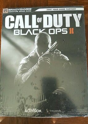 guide strategique call of duty black ops 2 NEUF  ps3 xbox 360 PC