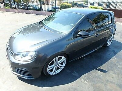 2012 Volkswagen Golf R 4 Door 2012 Volkswagen Golf R 4 Door Damaged Wrecked Repairable! Gas Saver! Wont Last!!