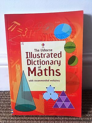 Usborne Illustrated Dictionary of Maths, New