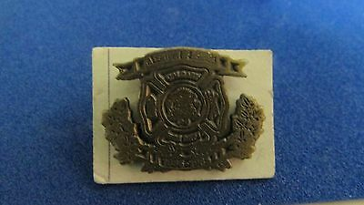 Calgary Fire Department 1885 to 1985 Century Pin