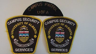 Collection of University of Alberta Security Patches