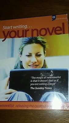 Writing your own novel