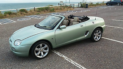 2001 Mgf 1.8 vvc 140ps, Good car, Bournemouth
