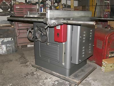 """Table Saw Rockwell 12""""or 14""""  3 Phase 7 1/2HP 230/460 volts"""