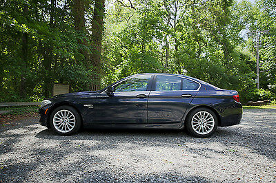 2011 BMW 5-Series 535xi 2011 BMW 535XI