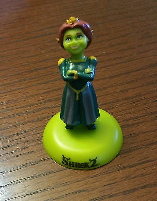 Fiona from Shrek, Small Tiny Miniature Plastic with Plastic Stand Vending Prize