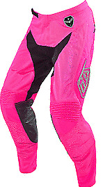 Troy Lee Designs SE Air Pant Starburst Pink/Black