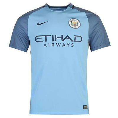 Nike Manchester City 2016/17 Kids Home Shirt/ Mini Kit