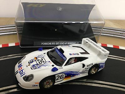 Fly Porsche 911 GT1 A51 Boxed Scalextric Compatible