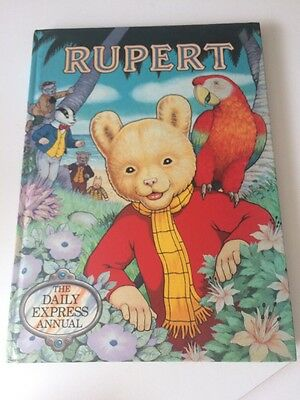 Pre-Owned: Vintage Rupert Annual 1987