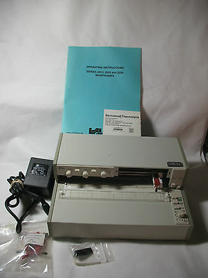 Linear 2030 series Table Top Chart Recorder Plotter, 2-Channel