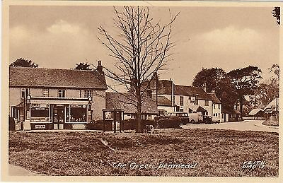 The Green & Tobacconist Shop, DENMEAD, Hampshire