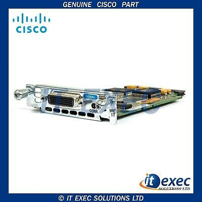 Cisco WIC-1T (Cisco WIC 1T) Serial WAN Interface Card for CCNA CCNP CCIE Lab
