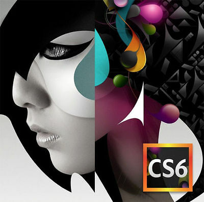 Adobe CS 6 Creative Suite Design Standard |KEIN ABO!|2xMAC /