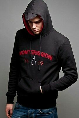 Assassin's Creed Hoodie - Insert Coin Brand - XL - Limited Edition Official