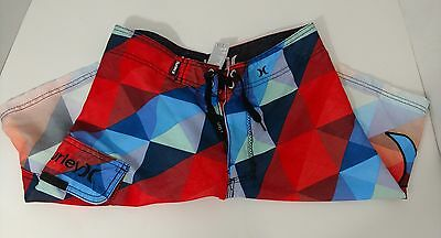 Boys Hurley Swim Trunks Youth Sz 14 Board Shorts Summer Beach Wear Pool Suit