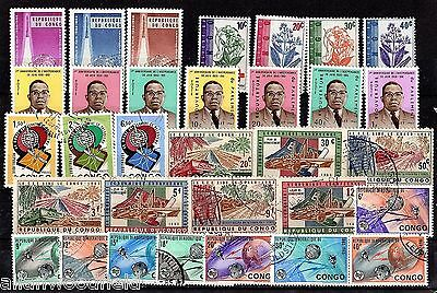 Nice Selection Of Congo    Mint Nh-H-Used   (1603121)