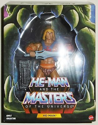 HE-MAN 2.0 Masters of the Universe Classics MOTU MOTUC (SHE-RA/Filmation) IN UK