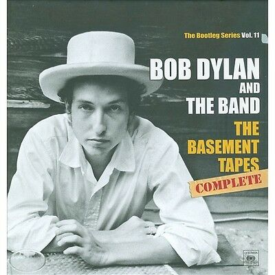 Bob Dylan The Basement Tapes Complete: The Bootleg Series Vol. 11 Brand New