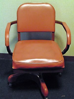 Vintage Exam Room Desk Chair