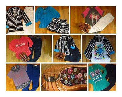 Nwt Girls Size 10/12 Clothing Lot***back To School***