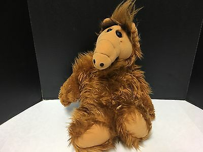 1986 Coleco 18 Inch ALF Stuffed Plush Toy
