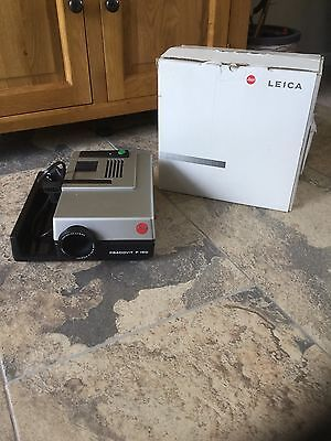 Leica Pradovit P 150 35Mm Slide Projector - Working Order - Boxed
