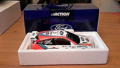 Action Performance Ford Racing McRae Ford Focus WRC 2000 Catalunya Rally mint