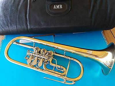 Trumpet Rotary Meisterserie Amrein 3183 In C
